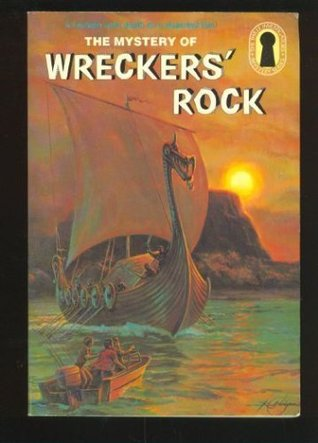 The Mystery of Wreckers' Rock (The Three Investigators, #42)