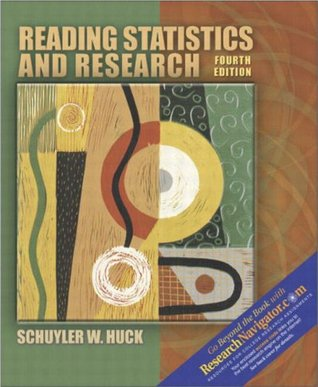 Reading Statistics and Research (with Research Navigator), Fo... by Schuyler W. Huck