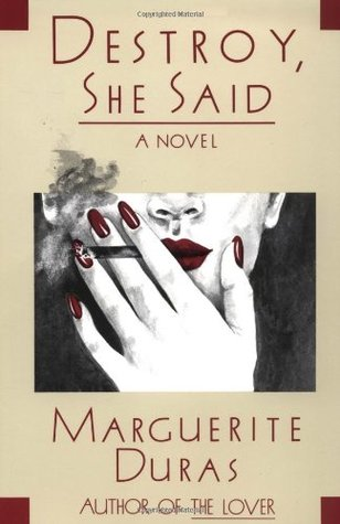 Books by Marguerite Duras
