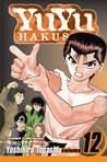 Yu Yu Hakusho (Volume 12: The Championship Match Begins!!)