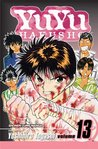 Yu Yu Hakusho, Volume 13: The Executors of a Dying Wish!! (Yu Yu Hakusho, #13)