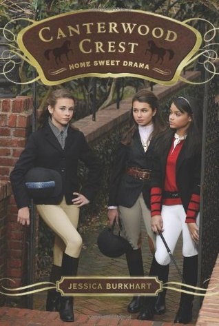 Home Sweet Drama by Jessica Burkhart