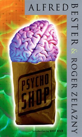 Psychoshop by Alfred Bester