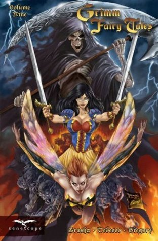 Grimm Fairy Tales Vol. 9 by Ralph Tedesco