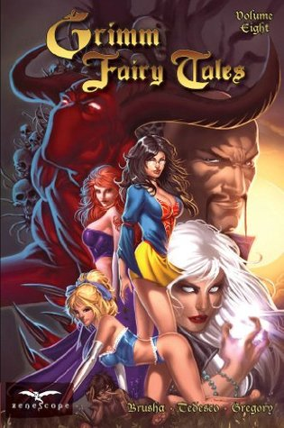 Grimm Fairy Tales Vol. 8 by Ralph Tedesco
