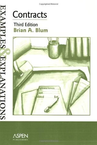 Contracts by Brian A. Blum
