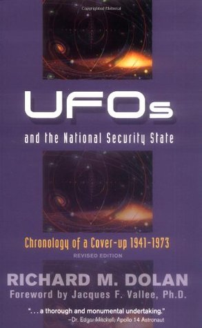 UFOs and the National Security State 1 by Richard M. Dolan