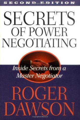 power in negotiating essay Power at the bargaining table is rarely distributed evenly power can shift from one side to the other in response to changing circumstances as people negotiate in.