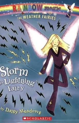 Storm The Lightning Fairy by Daisy Meadows