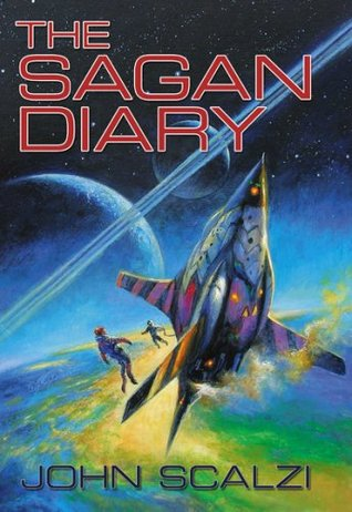 The Sagan Diary by John Scalzi