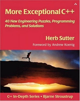 More Exceptional C++ by Herb Sutter