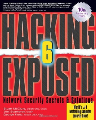 Hacking Exposed by Stuart McClure