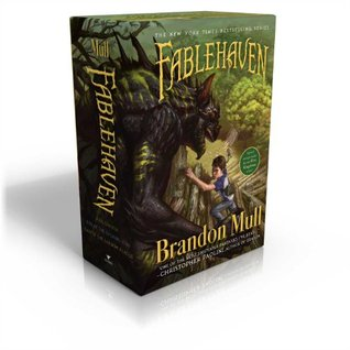 Fablehaven; Rise of the Evening Star; Grip of the Shadow Plague (Fablehaven, #1-3)