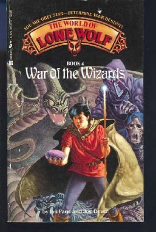 War of the Wizards The World of Lone Wolf 4