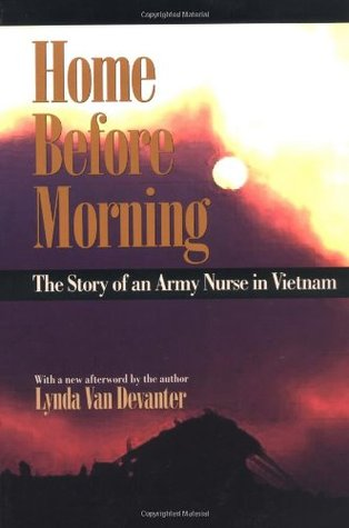 Home Before Morning by Lynda Van Devanter