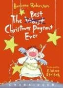 The Best Christmas Pageant Ever CD by Barbara Robinson