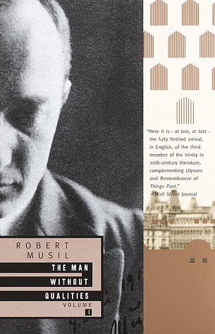 The Man Without Qualities Vol. 1 by Robert Musil