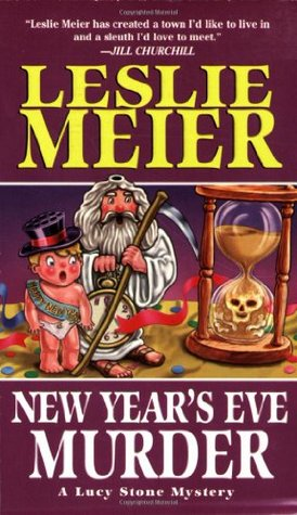 New Year's Eve Murder by Leslie Meier