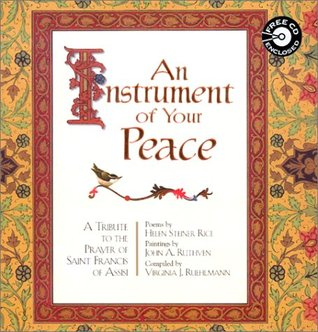 An Instrument of Your Peace with CD by Helen Steiner Rice