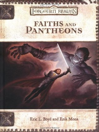 Faiths and Pantheons (Forgotten Realms) by Eric L. Boyd