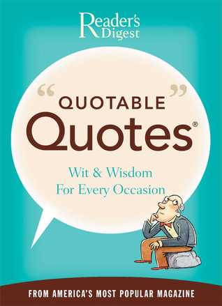 quotable quotes about life pdf