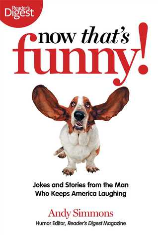 Now That's Funny!: Jokes and Stories from the Man Who Keeps America Laughing