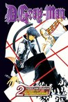 D.Gray-man, Vol. 02: Old Man of the Land and Aria of the Night Sky (D.Gray-man, #2)