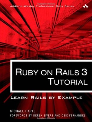 Ruby on Rails 3 Tutorial by Michael Hartl