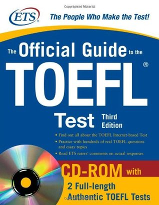 The Official Guide to the TOEFL Test [With CDROM] Third Edition