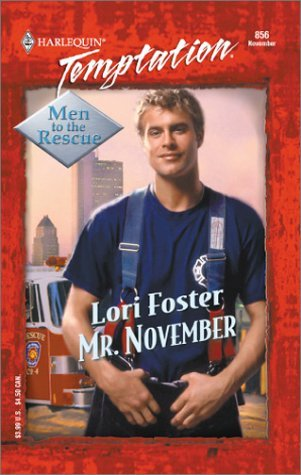 Mr. November (Men To The Rescue #5) by Lori Foster