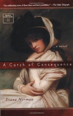 A Catch of Consequence (Makepeace Hedley #1)