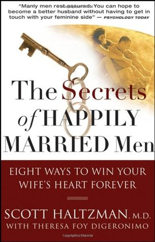 The Secrets of Happily Married Men by Scott Haltzman