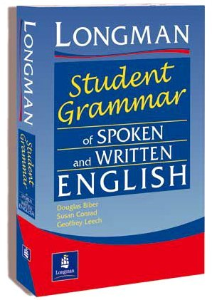 Longman Student Grammar of Spoken and Written English by Douglas Biber
