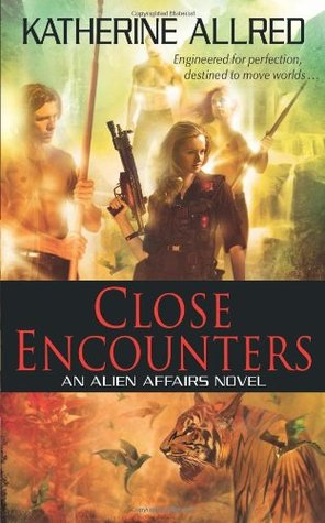 Close Encounters by Katherine Allred