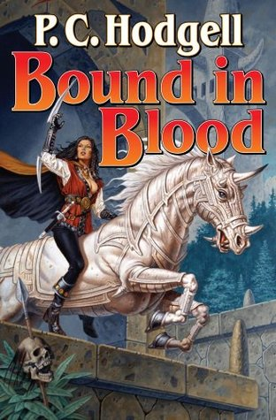 Bound in Blood by P.C. Hodgell
