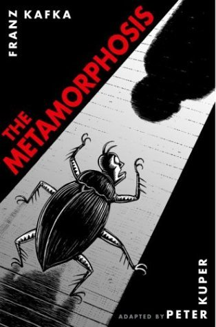 The Metamorphosis by Peter Kuper
