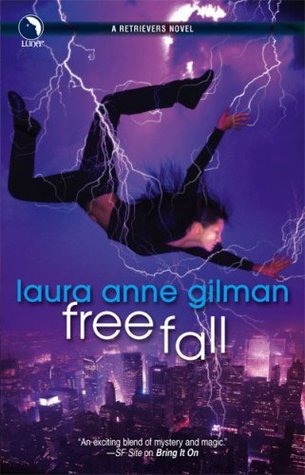 Free Fall by Laura Anne Gilman