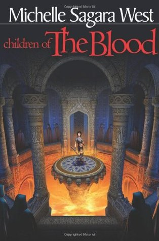 Children of the Blood (The Sundered, #2)