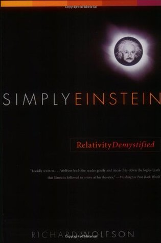 Simply Einstein by Richard Wolfson
