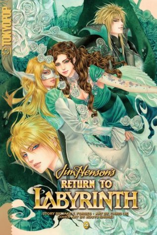 Return to Labyrinth, Vol. 4 by Jake T. Forbes