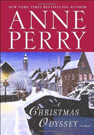 A Christmas Odyssey by Anne Perry