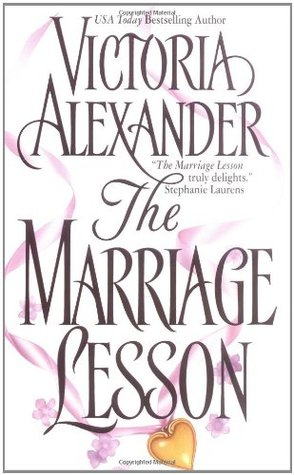 The Marriage Lesson by Victoria Alexander