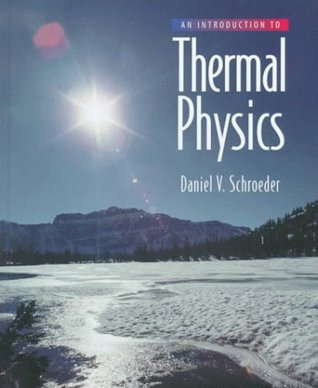 An Introduction to Thermal Physics by Daniel V. Schroeder