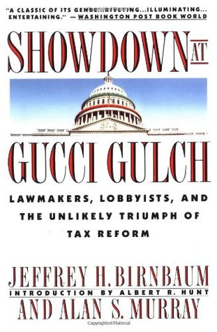 Showdown at Gucci Gulch by Jeffrey Birnbaum