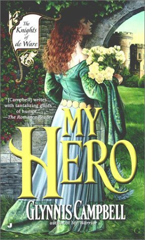 My Hero by Glynnis Campbell