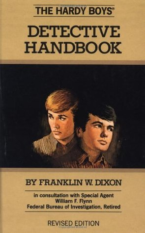 The Hardy Boys Detective Handbook by Franklin W. Dixon