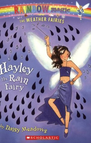 Hayley The Rain Fairy by Daisy Meadows
