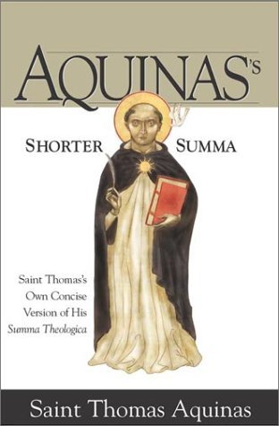Shorter Summa by Thomas Aquinas
