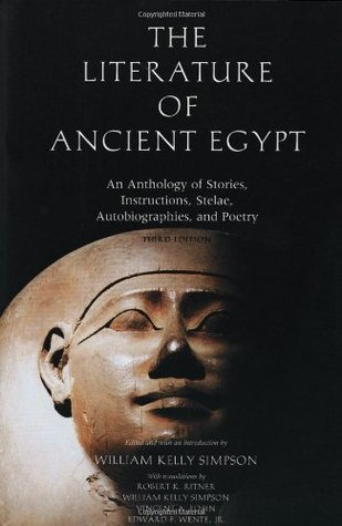 Free download The Literature of Ancient Egypt: An Anthology of Stories, Instructions, Stelae, Autobiographies, and Poetry MOBI
