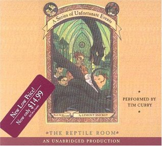 The Reptile Room (A Series of Unfortunate Events, Book the Second)